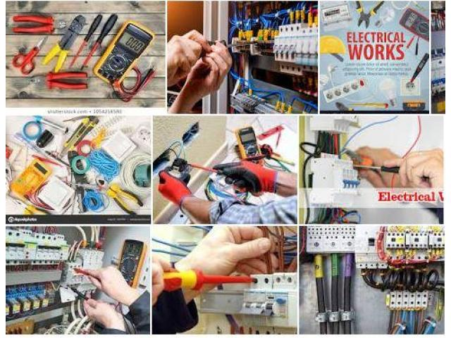 # 24 hours Profressional electrical service in chandigarh and mohali. - 1/1