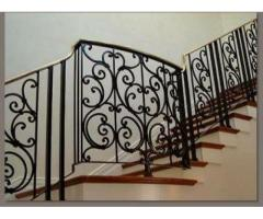 Fast Growing manufacturer and supplier of a top class range of Iron Railing in Amroha
