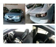 BHD 850 / Mazda 3, 2008, automatic, 195000 KM, Well Maintained & Excellent Condition For Sale