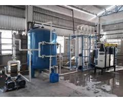 What are the factors of the Ultra Filtration Plant in Delhi?
