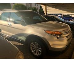 KWD 3500 / Ford Explorer, 2015, automatic, 97200 KM, (Very Good Condition) For Sale